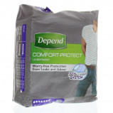Afbeelding van Depend Pants voor Mannen Normaal Maat L/XL 9ST