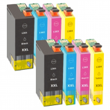 Afbeelding van Geschikt 2x Epson T1305 XL multipack (inktcartridges) Alleeninkt