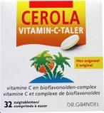 Afbeelding van Dr. Grandel Cerola plus / acerola 32zt