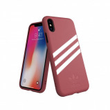 Afbeelding van adidas OR Moulded Case PU SUEDE FW18 for iPhone X/Xs pink