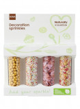 Image of HEMA 4 pack Of Decorating Sprinkles