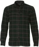 Afbeelding van Anerkjendt Overhemd Slim Fit Groen L