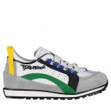 Afbeelding van Dsquared2 59816 kindersneakers groen/groen