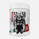 Image de 5150 Pre Workout de 5% Nutrition Rich Piana 375 grammes (30 doses) Baies sauvages