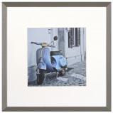 Afbeelding van Henzo Umbria Fotolijst Fotomaat 30x30 midden bruin