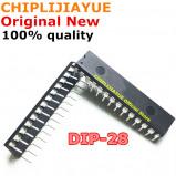 Εικόνα του (1 2piece) 100% New ATMEGA328P PU ATMEGA328P DIP 28 Original IC chip Chipset BGA In Stock