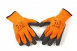 Afbeelding van HBM Felgekleurde Oranje Bouwhandschoenen