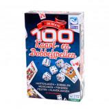 Afbeelding van Clown Games 100 kaart en dobbelspel