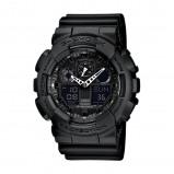 Afbeelding van Casio G Shock GA 100 1A1ER Classic horloge herenhorloge Zwart