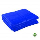 Afbeelding van Afdekproducten Blauw afdekzeil 4x6m 100gr/m²
