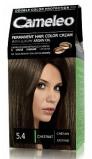 Afbeelding van Cameleo Creme Permanente Haarkleuring 5.4 Kastanje