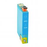 Afbeelding van Geschikt Epson 18XL (T1812) Cyaan (inktcartridges) Alleeninkt