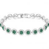 Afbeelding van Swarovski 5237769 Angelic Green armband