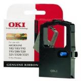 Bilde av OKI 09002303 svart farvebånd Original