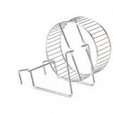 Abbildung von Beeztees Metall Hamsterrad 12cm