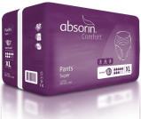Afbeelding van Absorin Comfort Pants Super Xl Tot 165 Cm, 12 stuks