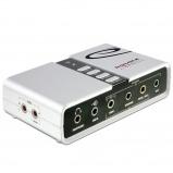 Afbeelding van USB naar jack stereo Delock