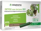 Afbeelding van Arkopharma Detox voor de lever bio drinkampullen 10 Stuks