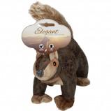Afbeelding van Agradi Elegant Squirrel Donkerbruin 1 st