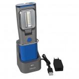 Afbeelding van Philips werklamp Rch31uv led oplaadbaar 20 cm grijs/blauw