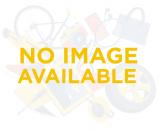Afbeelding van Beck Canvas dubbele fietstas (Soort opdruk: stippen)