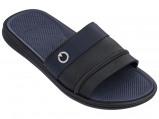 Afbeelding van Cartago Firenze Slippers Heren Black Blue EU 42