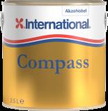 Afbeelding van International compass vernis 375 ml, blik