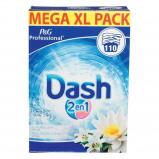 Afbeelding van Dash Waspoeder 2 in 1 Lotusbloem en Lelies 6,825 KG