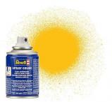 Billede af (15) Spray Color, Yellow mat (RAL 1017) 100 ml Revell