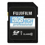 Afbeelding van Fujifilm 128GB SDXC High Professional UHS I U1 Class 10 90MB/s