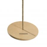 Abbildung von Fatmoose Affenschaukel Holz MagicRider, Tellerschaukel