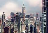 Afbeelding van Skyline 8 delig Fotobehang 368x254cm Steden