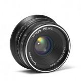Afbeelding van 7artisans 25mm F/1.8 zwart voor Fuji X mount