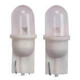 Afbeelding van AutoStyle autolamp T10 12 Volt 5 Watt 2 stuks wit