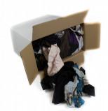 Afbeelding van Euro bonte trikot doeken in een doos van 5 kg