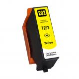 Afbeelding van Geschikt Epson 202XL inktcartridge geel Alleeninkt