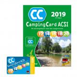 Afbeelding van ACSI Campinggids: CampingCard set 2019
