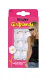 Afbeelding van Fing'rs Girlfriends kunstnagels 24 stuks