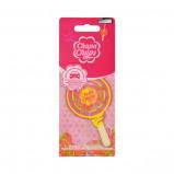 Afbeelding van Chupa chups luchtverfrisser lolly papier aardbei