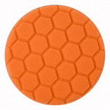 Afbeelding van btc blue line poetspad oranje medium 135 mm