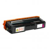 Afbeelding van Geschikt Ricoh Aficio Sp C252DN Toner Magenta C252he Hoge Capaciteit (toners) Alleeninkt