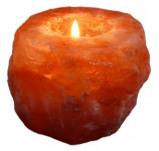Afbeelding van Esspo Himalayazout lamp natuurvorm 1 stuk