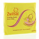 Afbeelding van Zwitsal Zeep 2 pak, 180 gram
