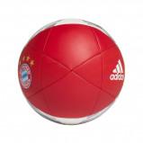 Afbeelding van Adidas FC Bayern München Capitano Voetbal FCB True Red White Silver Metal