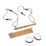 Afbeelding van Gymtoestellen set schommelzit trapeze MultiRider