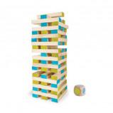 Afbeelding van BS Toys grote houten toren