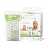 Afbeelding van Ardo Medical Easy Freeze Moedermelk Bewaarzakjes 20ST