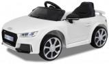 Afbeelding van Audi kinderauto TT RS wit