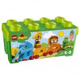 Afbeelding van 10863 LEGO® DUPLO® Mijn eerste dier opbergdoos