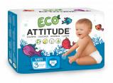 Afbeelding van Attitude Ecologische Luiers Maat 3